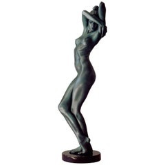 "Tanya Ragir ""Danielle"" Bronze Sculpture, Limited Edition of 9"