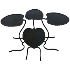 Two Pair of Salterini Lily Pad Nesting Tables