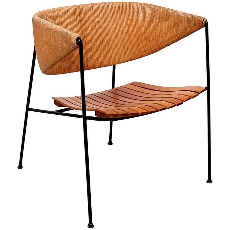 Arthur Umanoff Lounge Chair For Sale