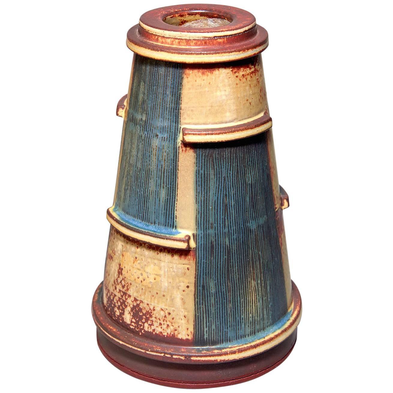 "Important ""Farsta"" Vase by Wilhelm Kåge"