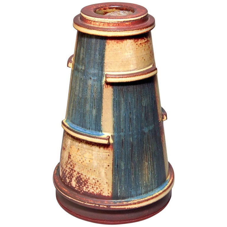 "Important ""Farsta"" Vase by Wilhelm Kåge For Sale"