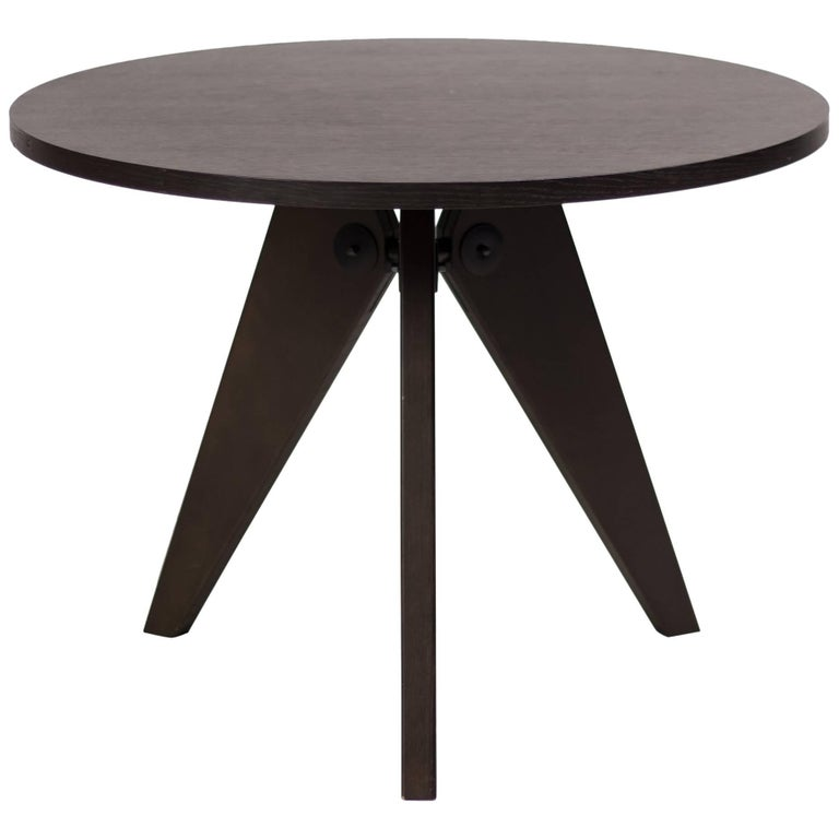 Jean Prouvé Guéridon Dining Table by Vitra For Sale