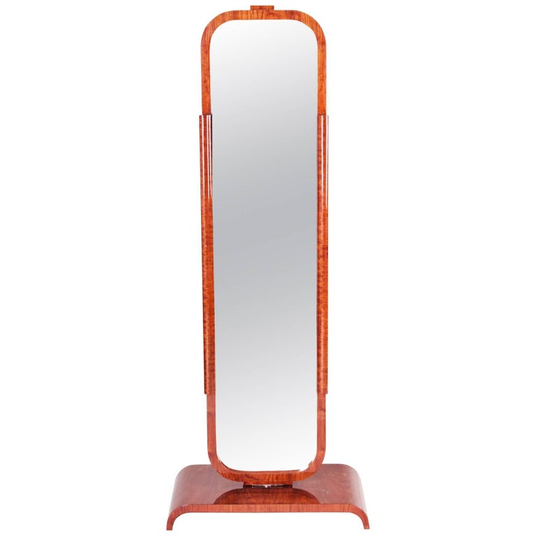 Art Deco Mirror from France
