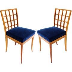 Super Elegant Chairs Paolo Buffa, Guglielmo Ulrich Style