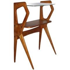 Shelves Midcentury Italian Design 1950s Geometric Line