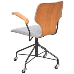 Isamu Kenmochi Office Chair, circa 1950