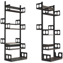 Early Lips Vago 'Triennal' Freestanding Shelving Systems