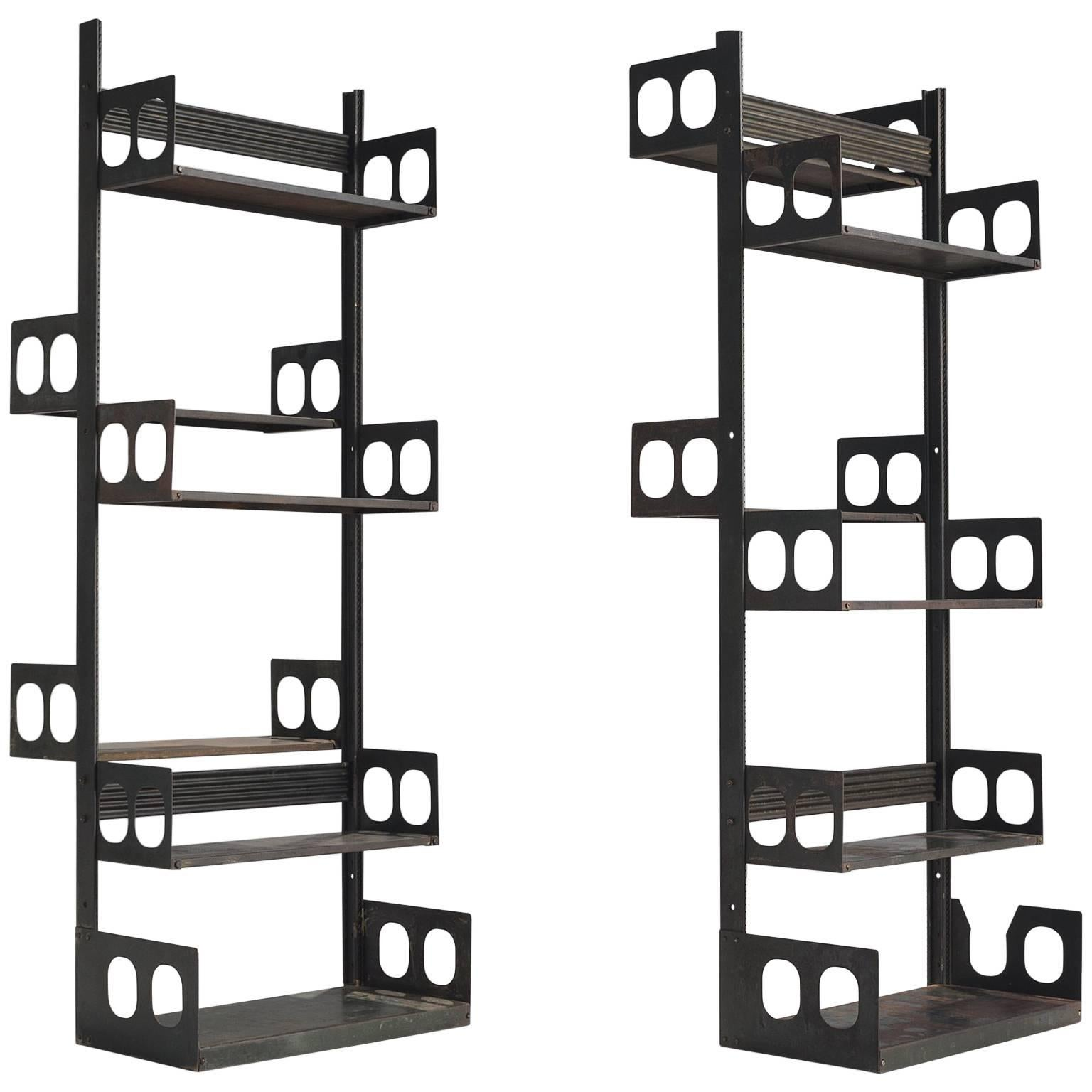 early lips vago shelving systems