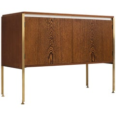Kho Liang Le for Fristho and Brass Sideboard