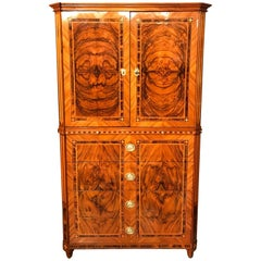 18th Century Louis XVI Cabinet