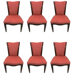 Set of Six Barbara Barry for Baker Furniture Dining Room Chairs