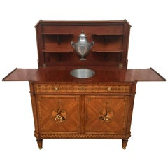 "Fine Dutch Sideboard ""Klapbuffet"""