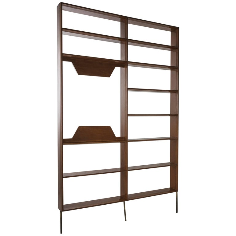 One-Off Wall Unit by Mario Gottardi For Sale