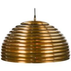 Monumental Saturno Pendant by Kazuo Motozawa for Staff Leuchten