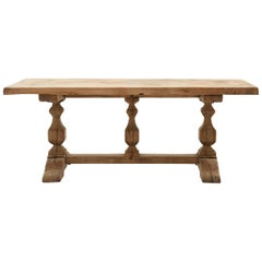 19th Century French Pyrenees Dining Table