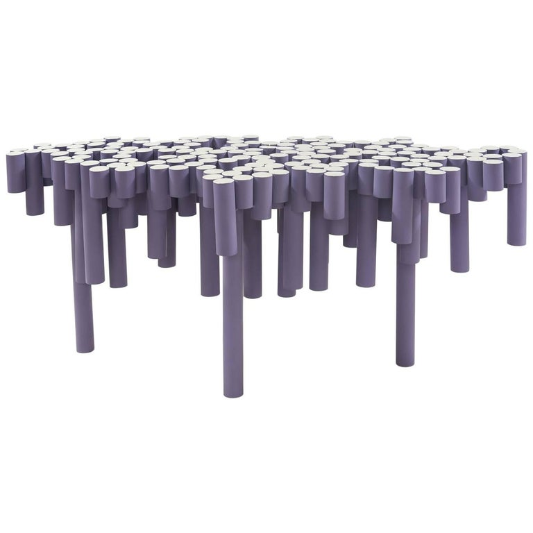 Reef Cocktail Table, Unique Handmade Sculptural Cocktail or Coffee or Side Table
