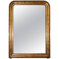 Louis Philippe Gilded Mirror