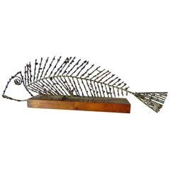 Marcello Fantoni Fish Sculpture #23