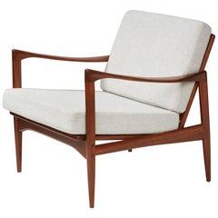 Ib Kofod-Larsen 'Candidate' Teak Lounge Chair, circa 1960s