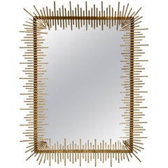 Metal Plated Mirror