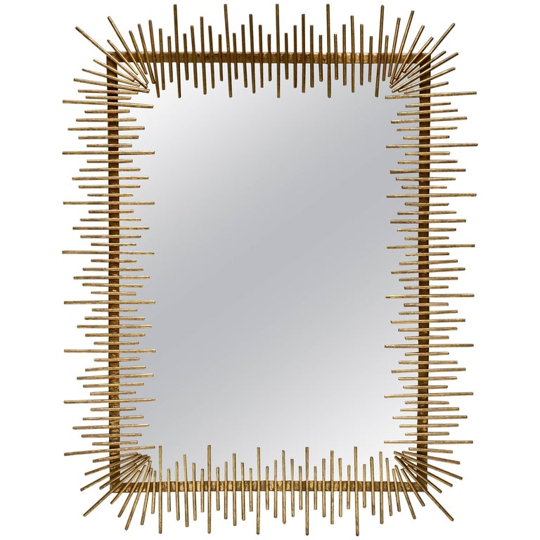Metal Plated Mirror 1