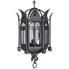Iron Italian Style Lantern