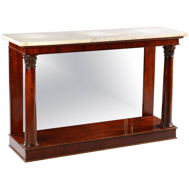 Early 19th Century Console Table