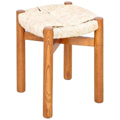 Charlotte Perriand Meribel Stool, circa 1950