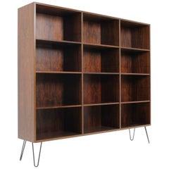 Upcycled Danish Palisander Bookcase