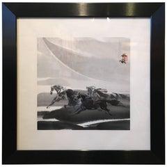Original Artwork by Guo Ming Fu 'Spirited Team'