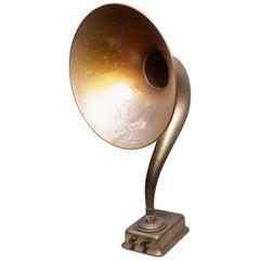 Early 20th Century Magnavox Co. Speaker Horn, circa 1920s