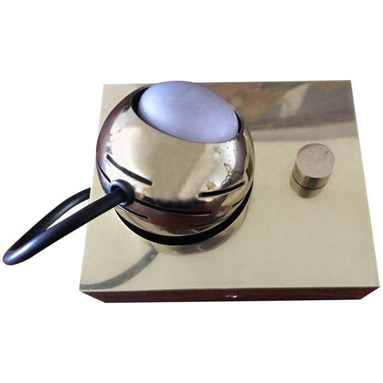 Arredoluce Eyeball Table or Wall Lamp by Angelo Lelli 1