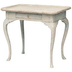 Danish Rococo Tray Table, Late 18th Century