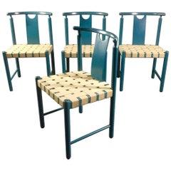 Set of 1965 Dining Chairs for Nordiska Kompaniet, Stockholm