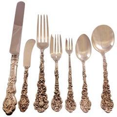 Versailles by Gorham Sterling Silver Flatware Service 12 Set 94 Pieces Dinner