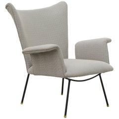 Armchair by Martin Eisler, Brazilian Midcentury