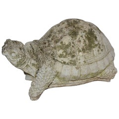 Concrete Turtle Garden Home Decor