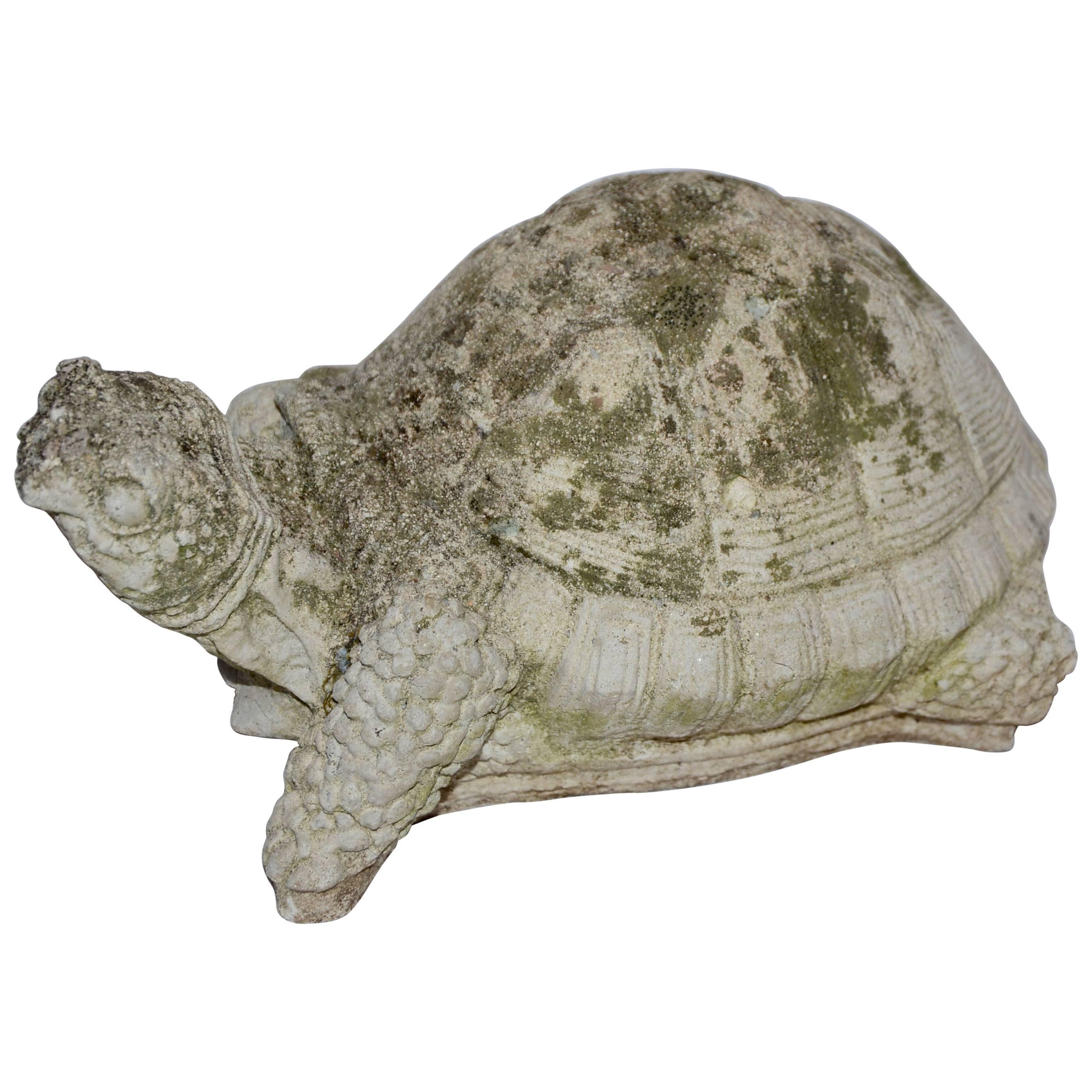 Concrete Turtle Garden Home Decor