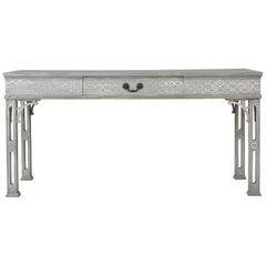 Hollywood Regency-Style Console or Sofa Table