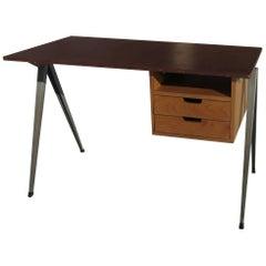 Vintage 1950s Marko Desk, Netherlands
