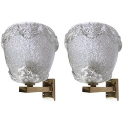 Pair of Italian Sconces by Barovier