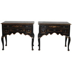 Pair of Chinoiserie Chests