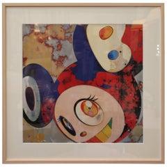 """""""And then, and then and then and then and then"""" Gargle Glop by Takashi Murakami"""