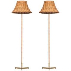 Hans-Agne Jakobsson Floor Lamps Model G-93 by Hans-Agne Jakobsson Ab in Sweden
