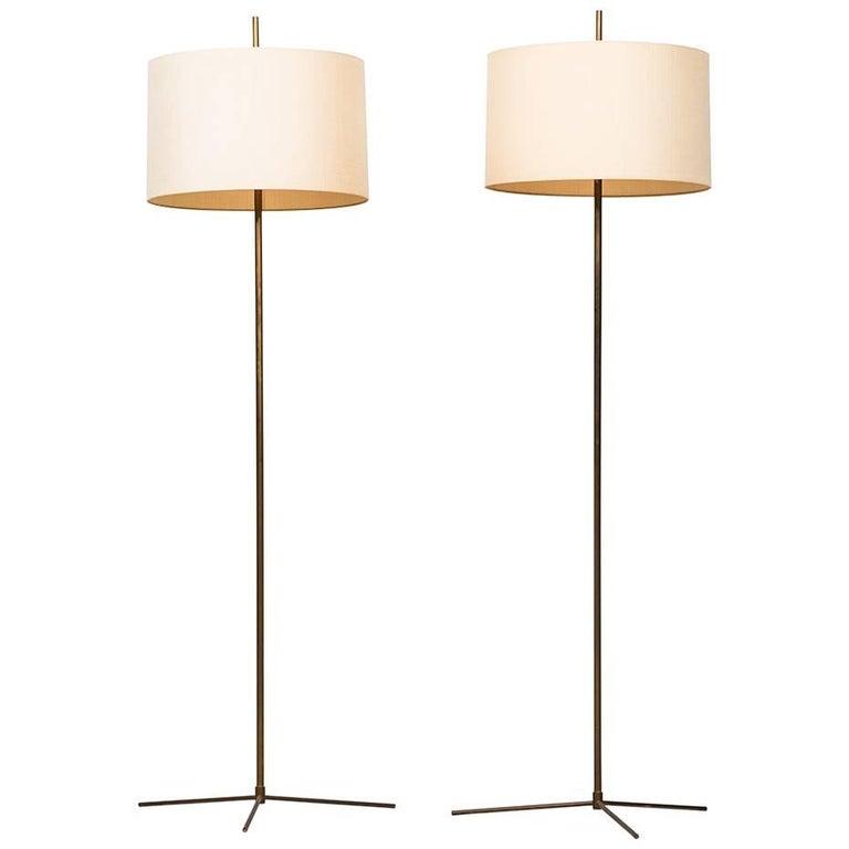 Svend Aage Holm Sørensen Floor Lamps by Holm Sørensen & Co in Denmark