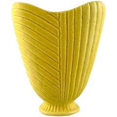 Rörstrand Retro Ceramic Vase, Sweden, 1960s