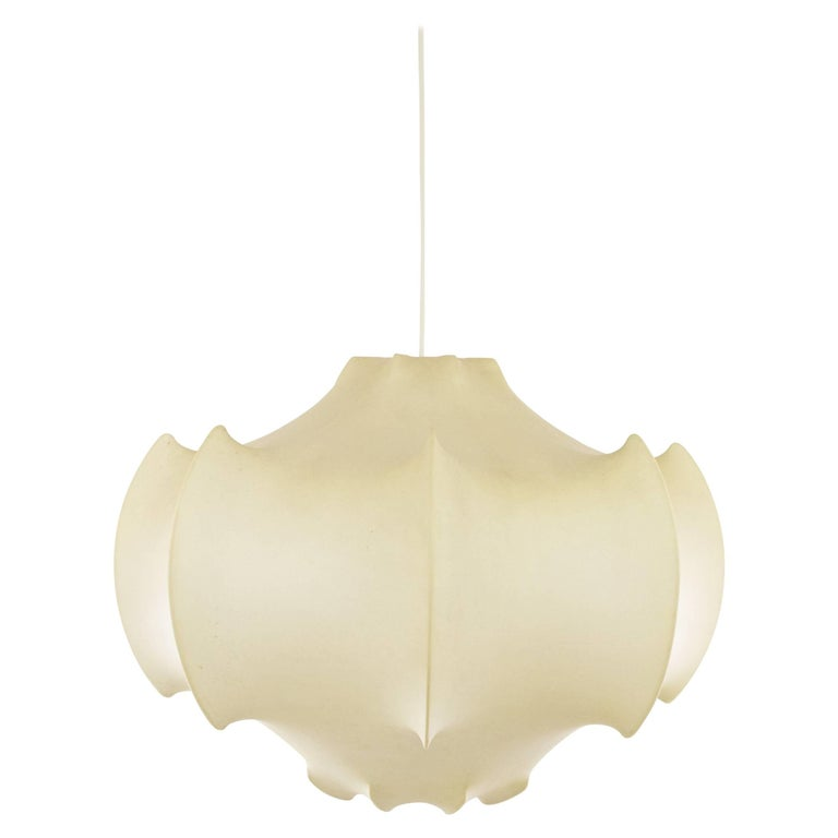 Viscontea Cocoon Pendant by Achille and Pier Giacomo Castiglioni for Flos, 1960