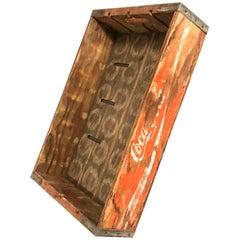 Vintage USA Coca Cola Crate