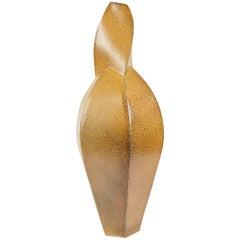 Aage Birck, Twisting Triangular Vase, Denmark, 2012