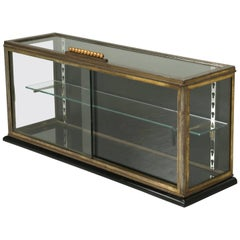 French Display Case or Curio Cabinet from the Art Deco Period